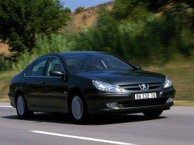 Ver foto 9 de Peugeot 607 1999