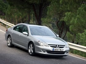 Ver foto 6 de Peugeot 607 1999