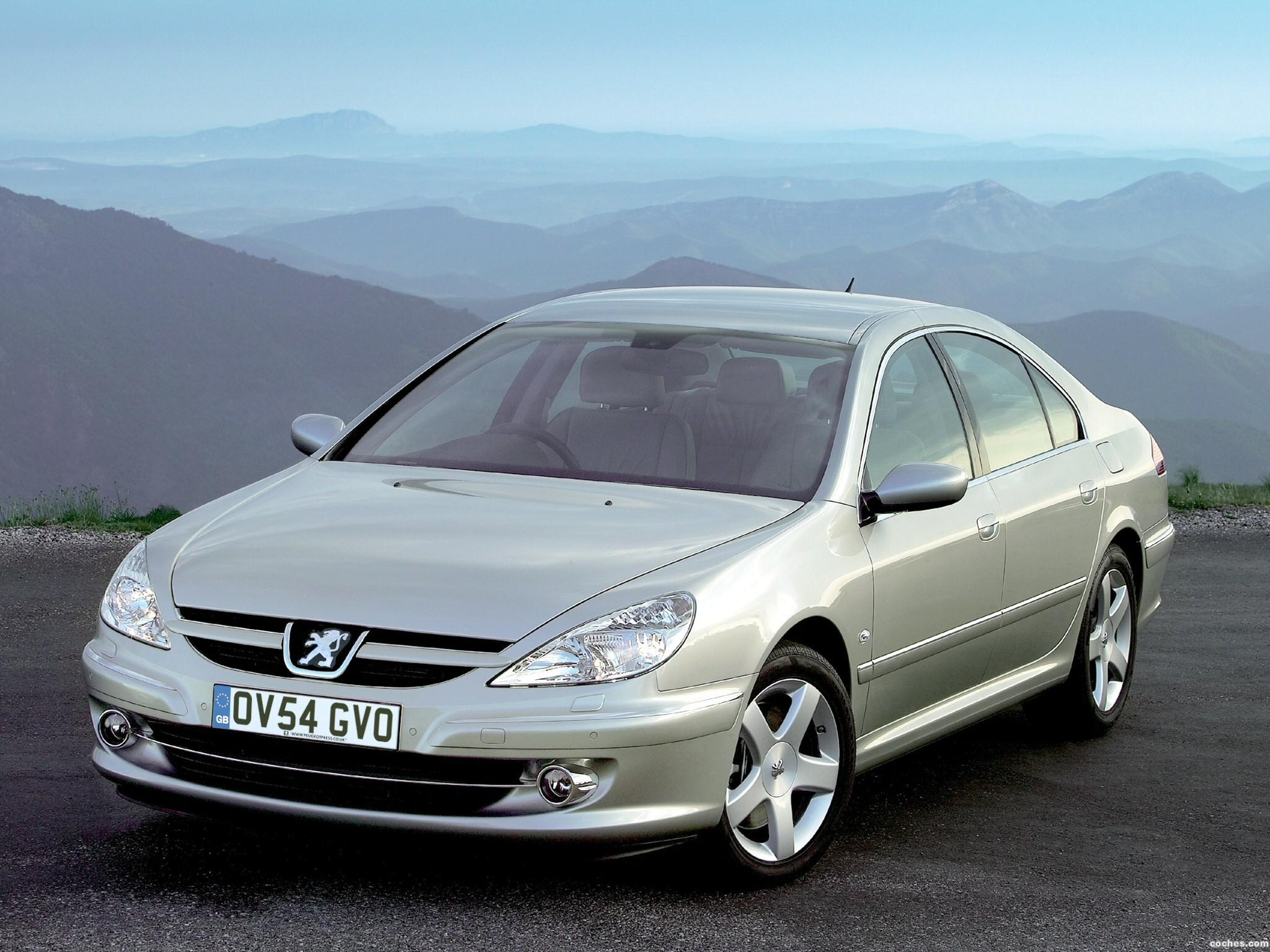 Foto 0 de Peugeot 607 1999