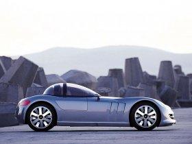 Fotos de Peugeot 607 Feline Concept 2000