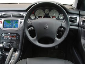 Ver foto 6 de Peugeot 607 UK 2004