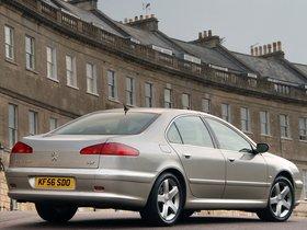 Ver foto 4 de Peugeot 607 UK 2004