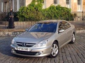 Ver foto 3 de Peugeot 607 UK 2004
