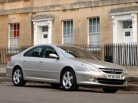 Ver foto 2 de Peugeot 607 UK 2004