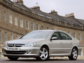 Fotos de Peugeot 607 UK 2004