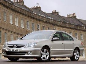 Ver foto 1 de Peugeot 607 UK 2004