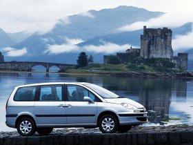 Ver foto 9 de Peugeot 807 2002