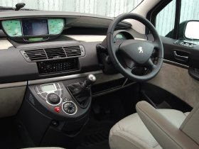 Ver foto 7 de Peugeot 807 2002