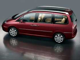 Ver foto 3 de Peugeot 807 Grand Tourisme Concept 2003