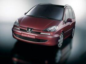Ver foto 1 de Peugeot 807 Grand Tourisme Concept 2003