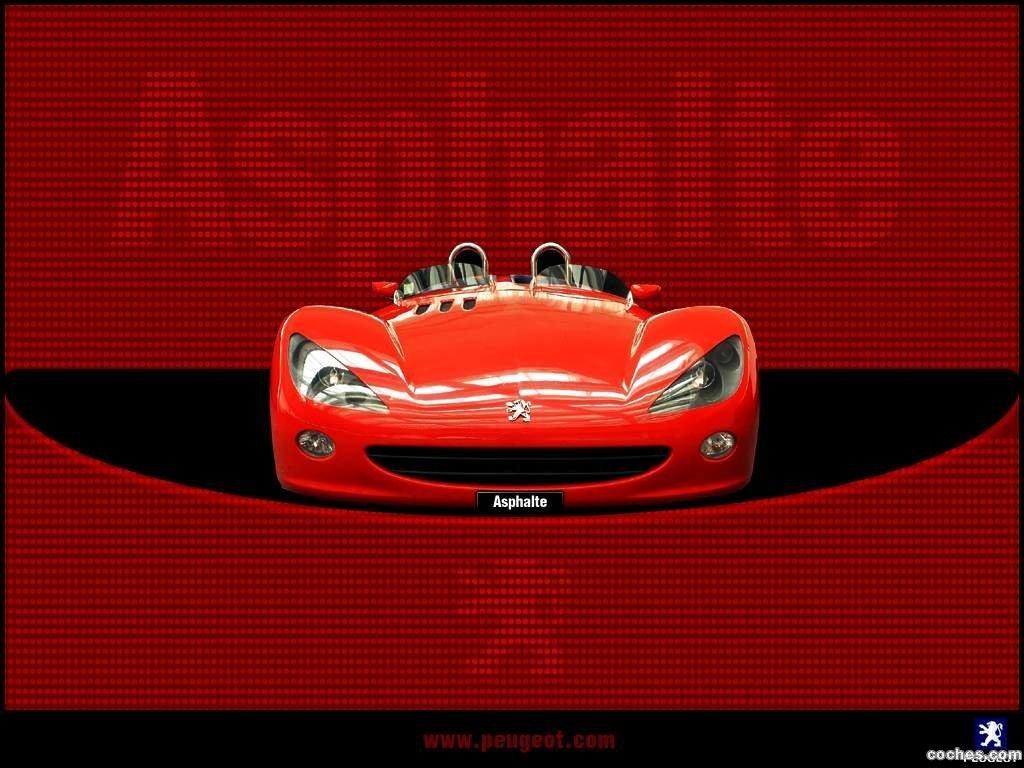 Foto 0 de Peugeot Asphalte Concept 1996
