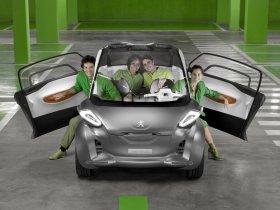 Ver foto 6 de Peugeot BB1 Concept 2009