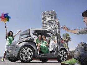 Ver foto 4 de Peugeot BB1 Concept 2009