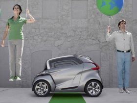 Ver foto 2 de Peugeot BB1 Concept 2009