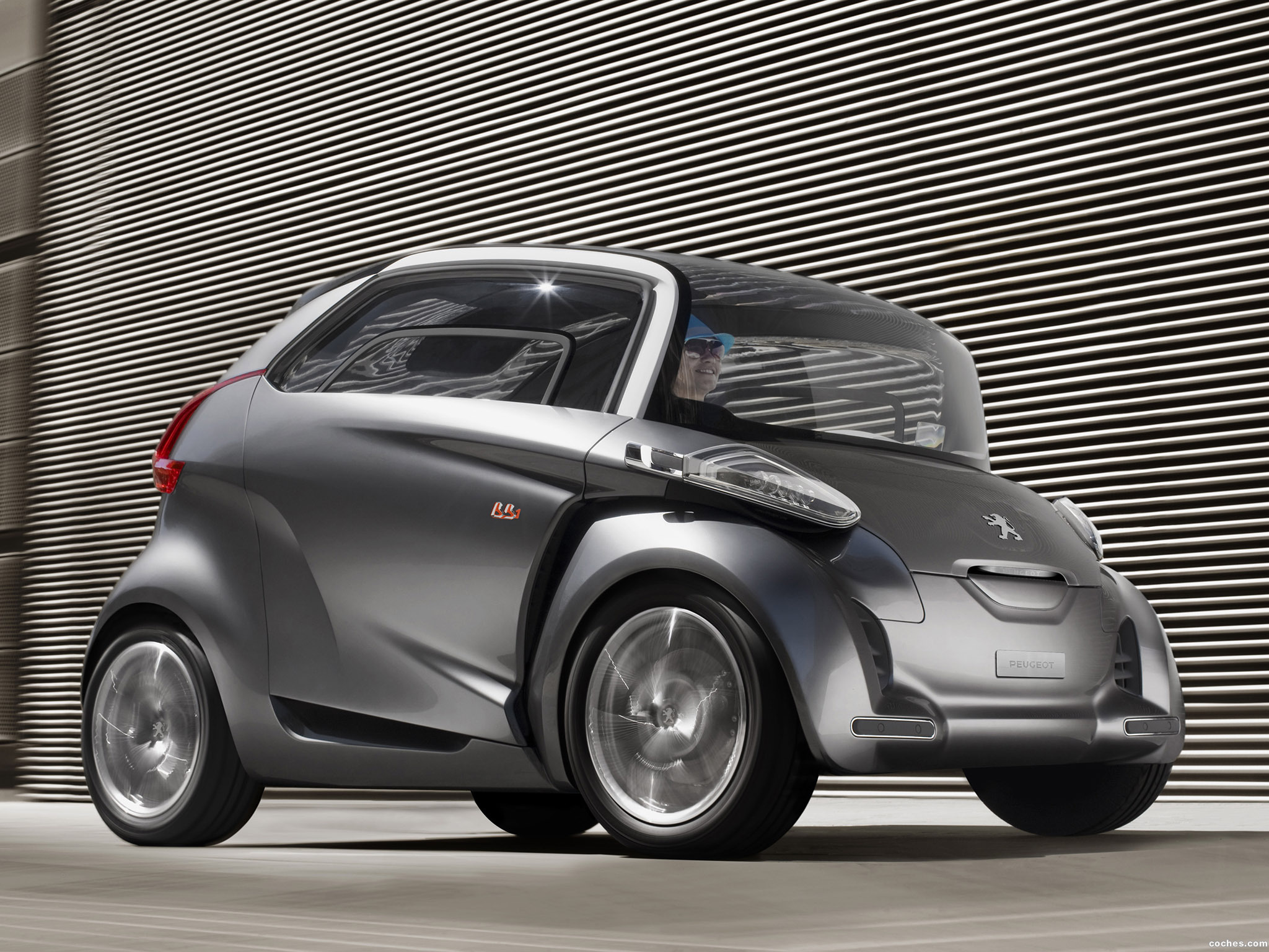 Foto 0 de Peugeot BB1 Concept 2009