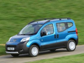 Ver foto 5 de Peugeot Bipper Tepee UK 2008