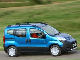 Ver foto 2 de Peugeot Bipper Tepee UK 2008