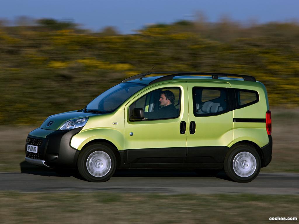 Foto 3 de Peugeot Bipper Combi 2008