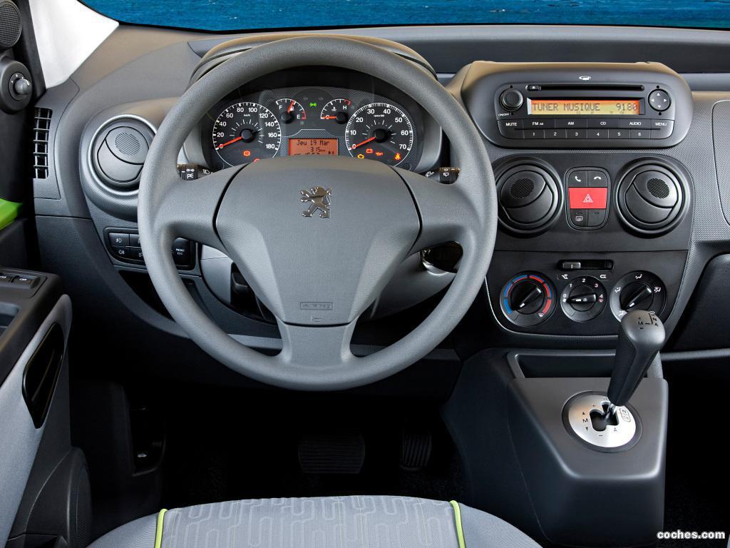 Foto 11 de Peugeot Bipper Combi 2008
