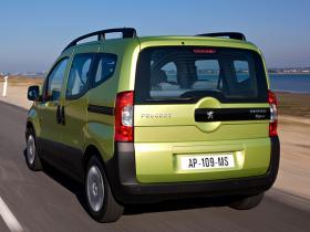 Ver foto 5 de Peugeot Bipper Combi 2008