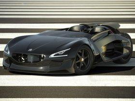 Ver foto 6 de Peugeot EX1 Concept 2010