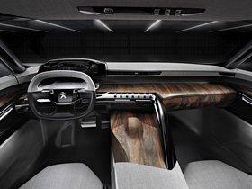 Ver foto 8 de Peugeot Exalt Concept 2014
