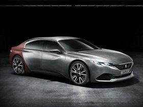 Ver foto 5 de Peugeot Exalt Concept 2014