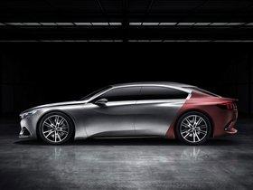 Ver foto 4 de Peugeot Exalt Concept 2014