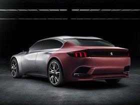 Ver foto 3 de Peugeot Exalt Concept 2014
