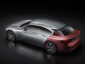 Ver foto 2 de Peugeot Exalt Concept 2014