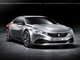 Ver foto 1 de Peugeot Exalt Concept 2014