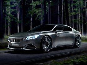 Ver foto 5 de Peugeot Exalt Paris Concept 2014