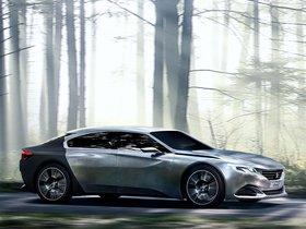 Ver foto 4 de Peugeot Exalt Paris Concept 2014