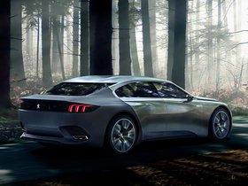 Ver foto 3 de Peugeot Exalt Paris Concept 2014