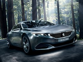 Ver foto 1 de Peugeot Exalt Paris Concept 2014
