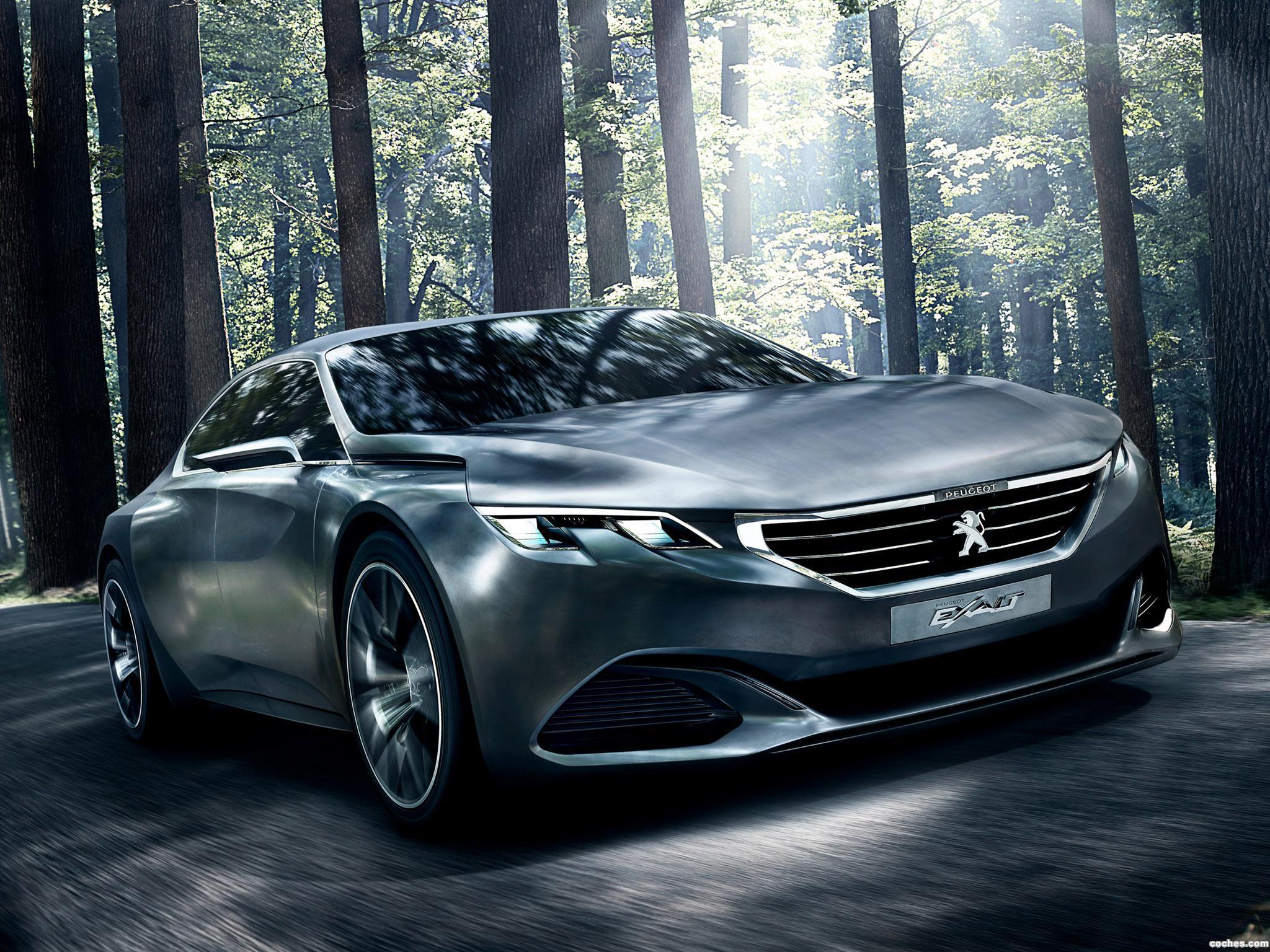 Foto 0 de Peugeot Exalt Paris Concept 2014