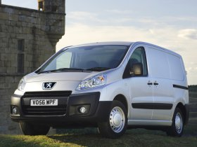 Ver foto 2 de Peugeot Expert 2007