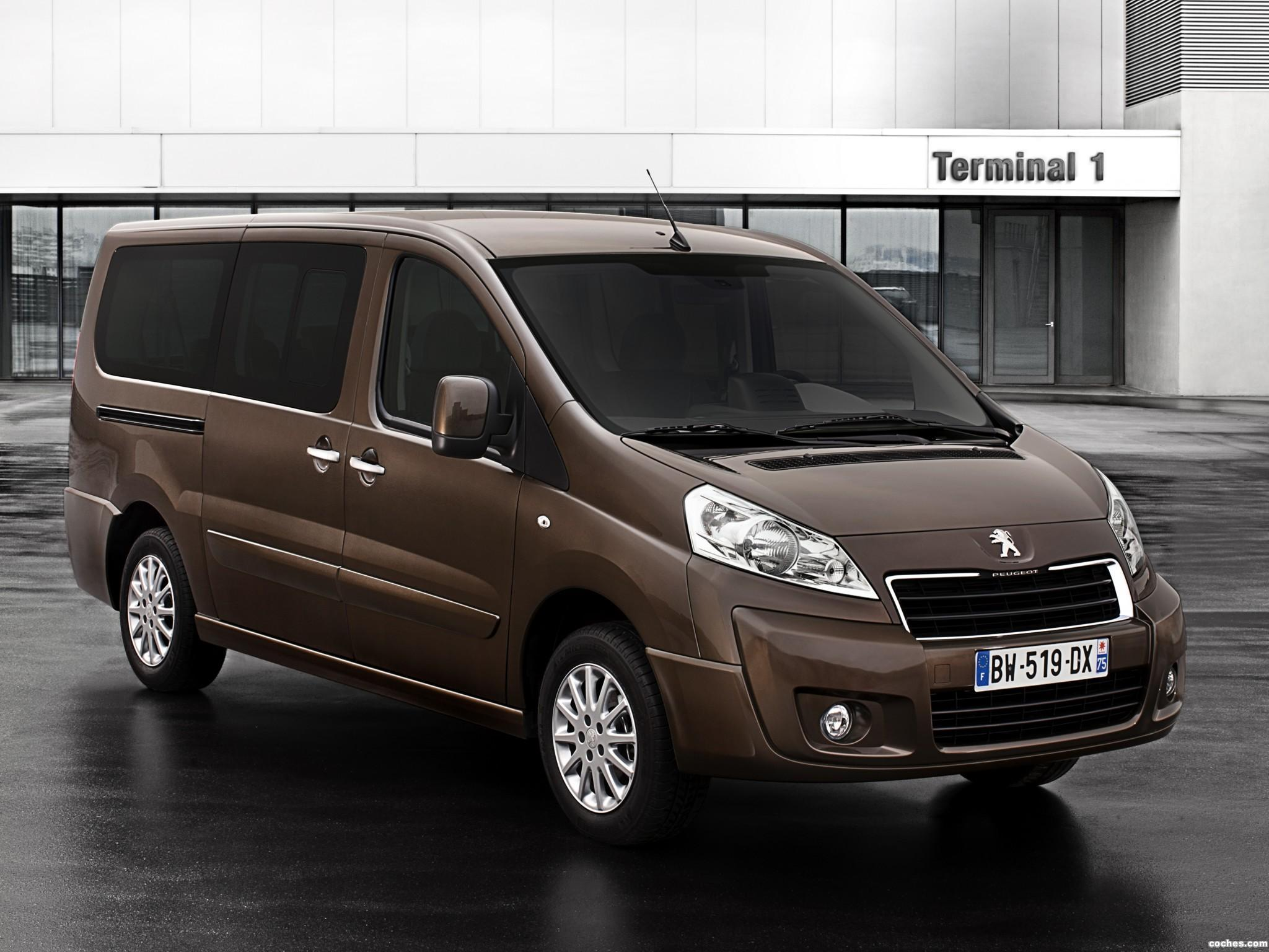 Foto 0 de Peugeot Expert Tepee 2012
