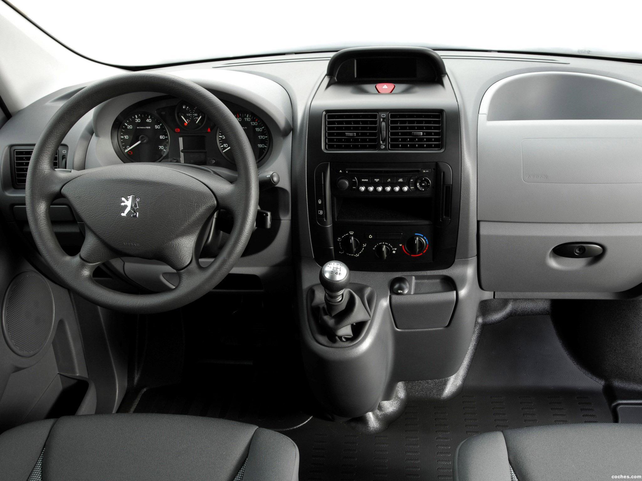 Foto 16 de Peugeot Expert Van 2007