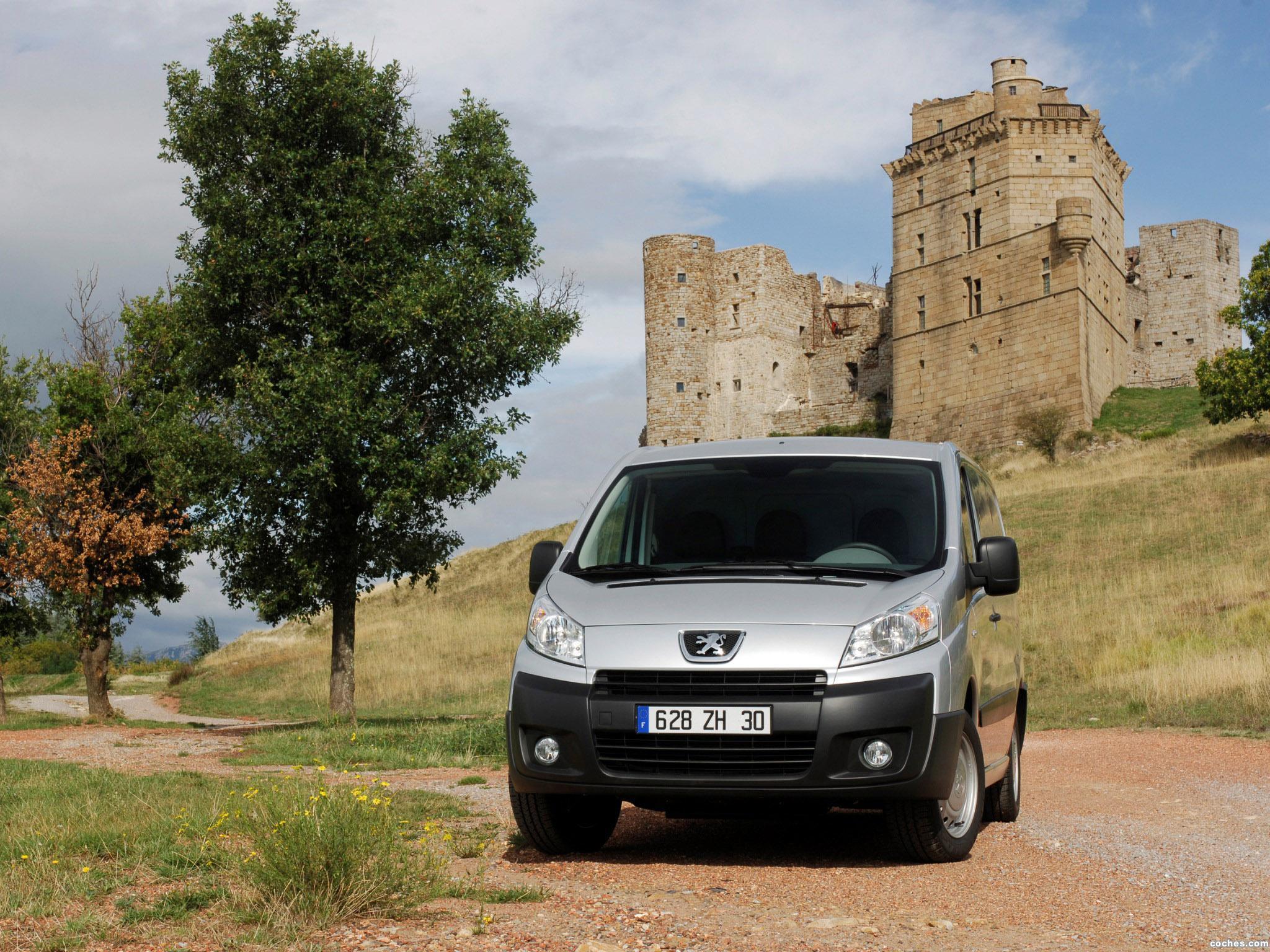 Foto 5 de Peugeot Expert Van 2007