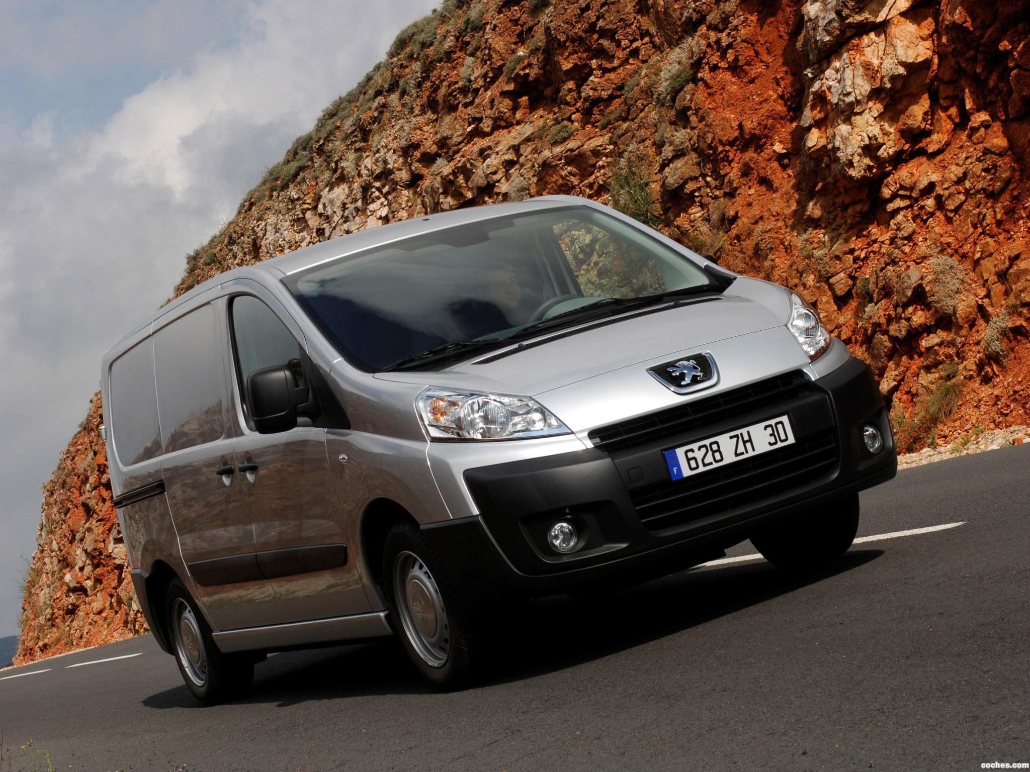 Foto 2 de Peugeot Expert Van 2007