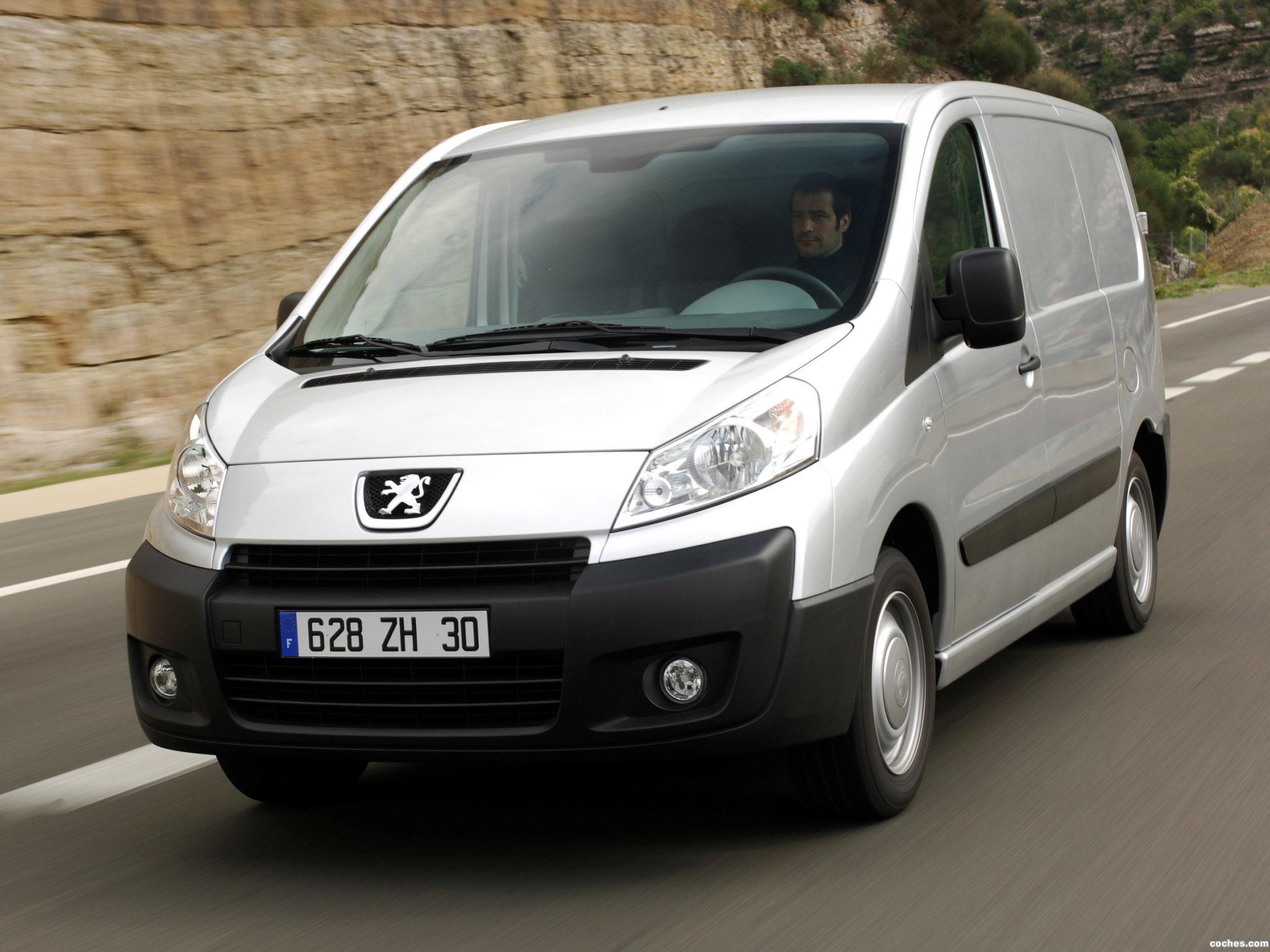 Foto 1 de Peugeot Expert Van 2007