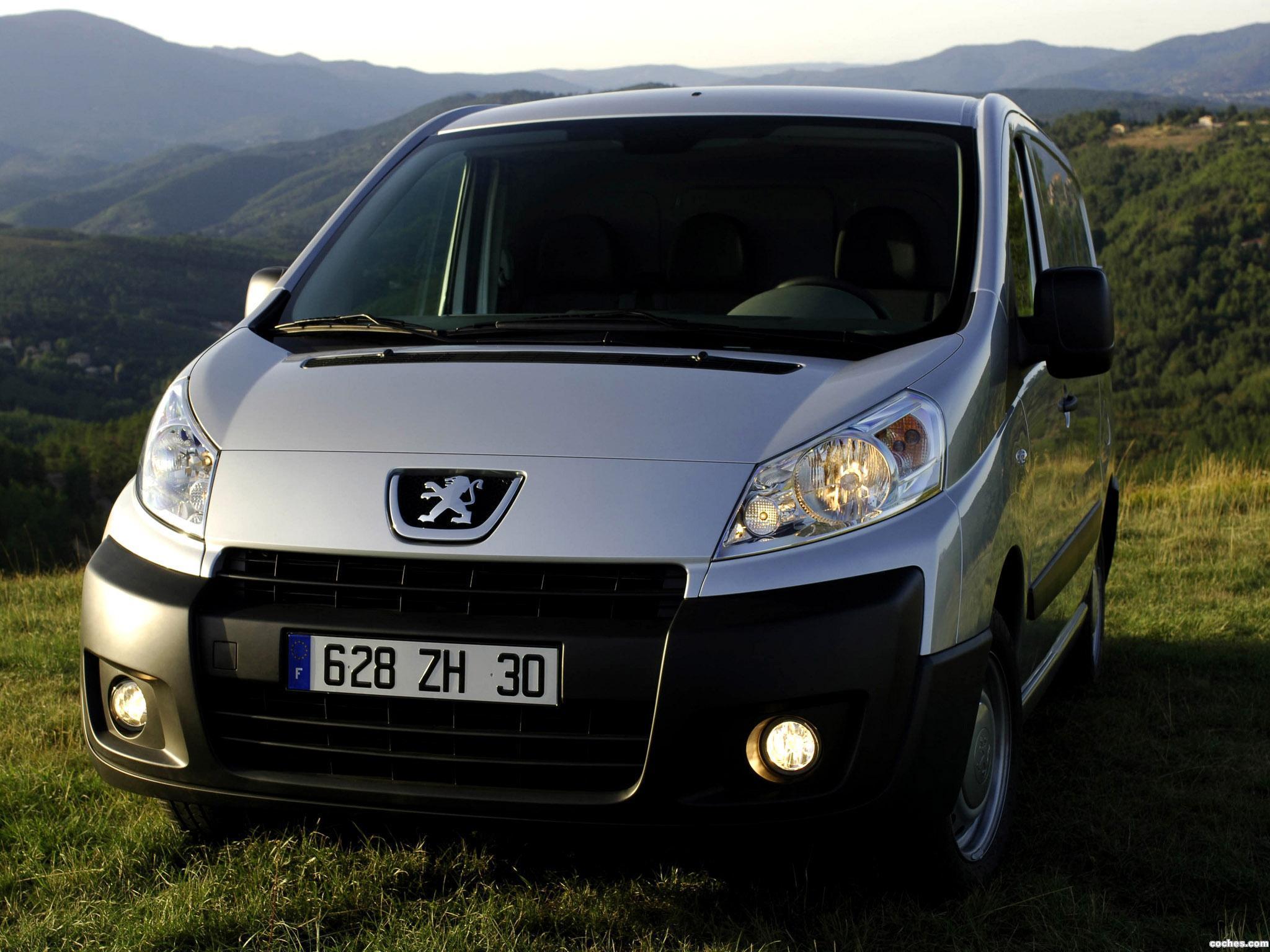 Foto 0 de Peugeot Expert Van 2007