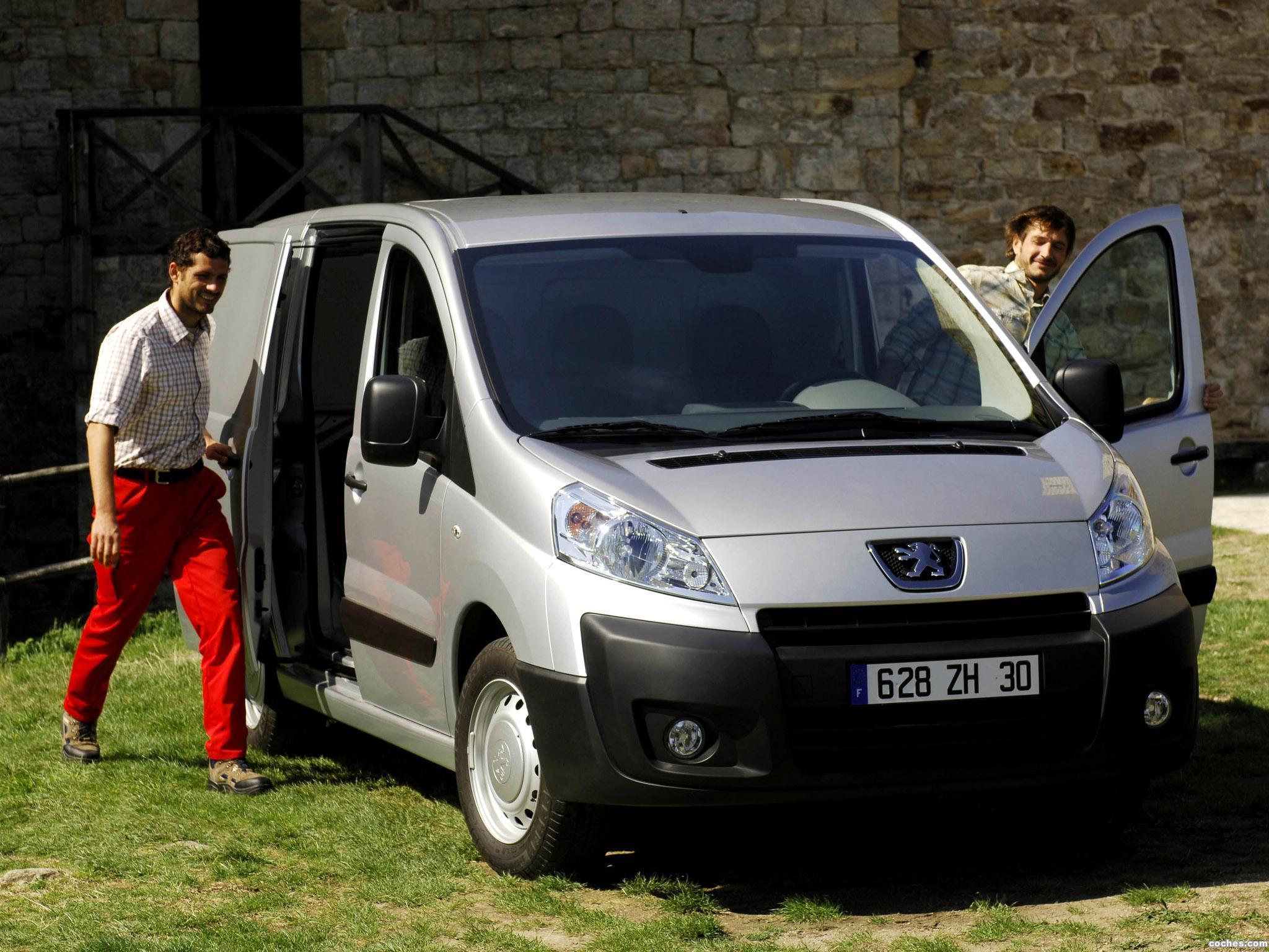 Foto 11 de Peugeot Expert Van 2007