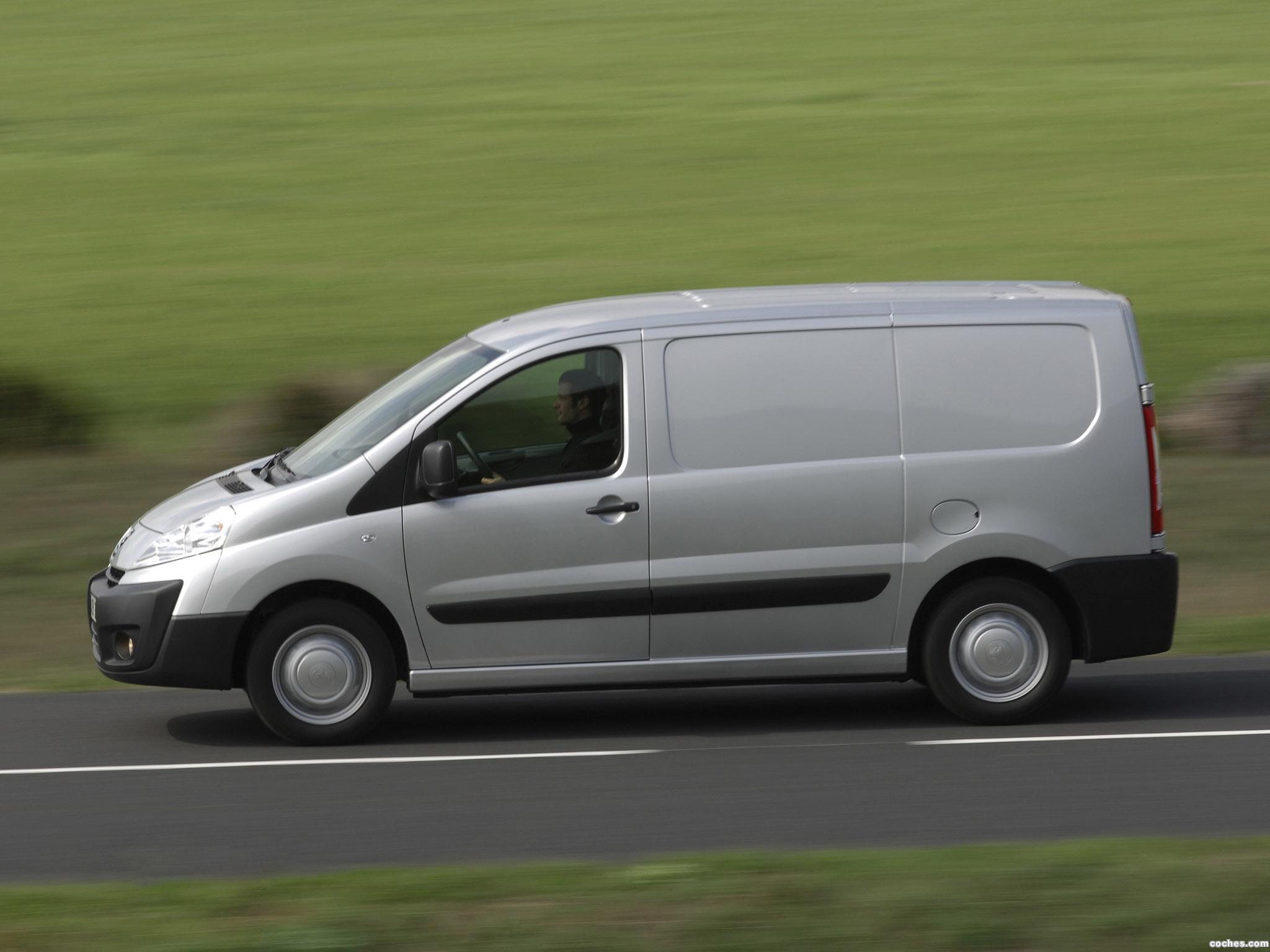 Foto 10 de Peugeot Expert Van 2007