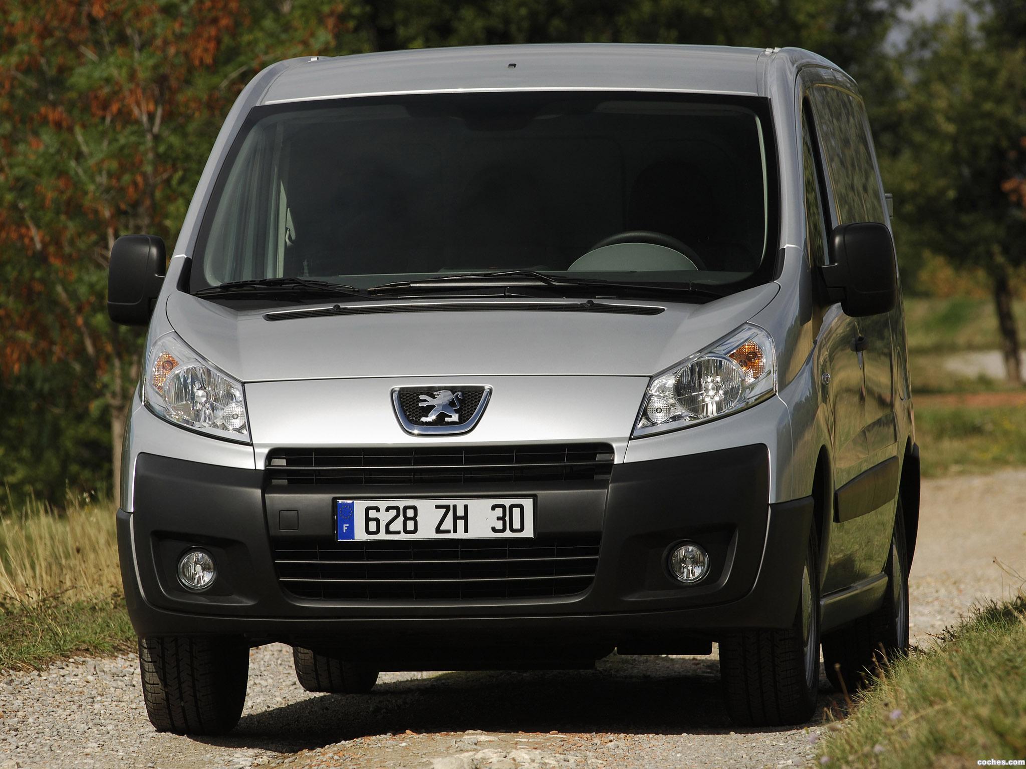 Foto 9 de Peugeot Expert Van 2007