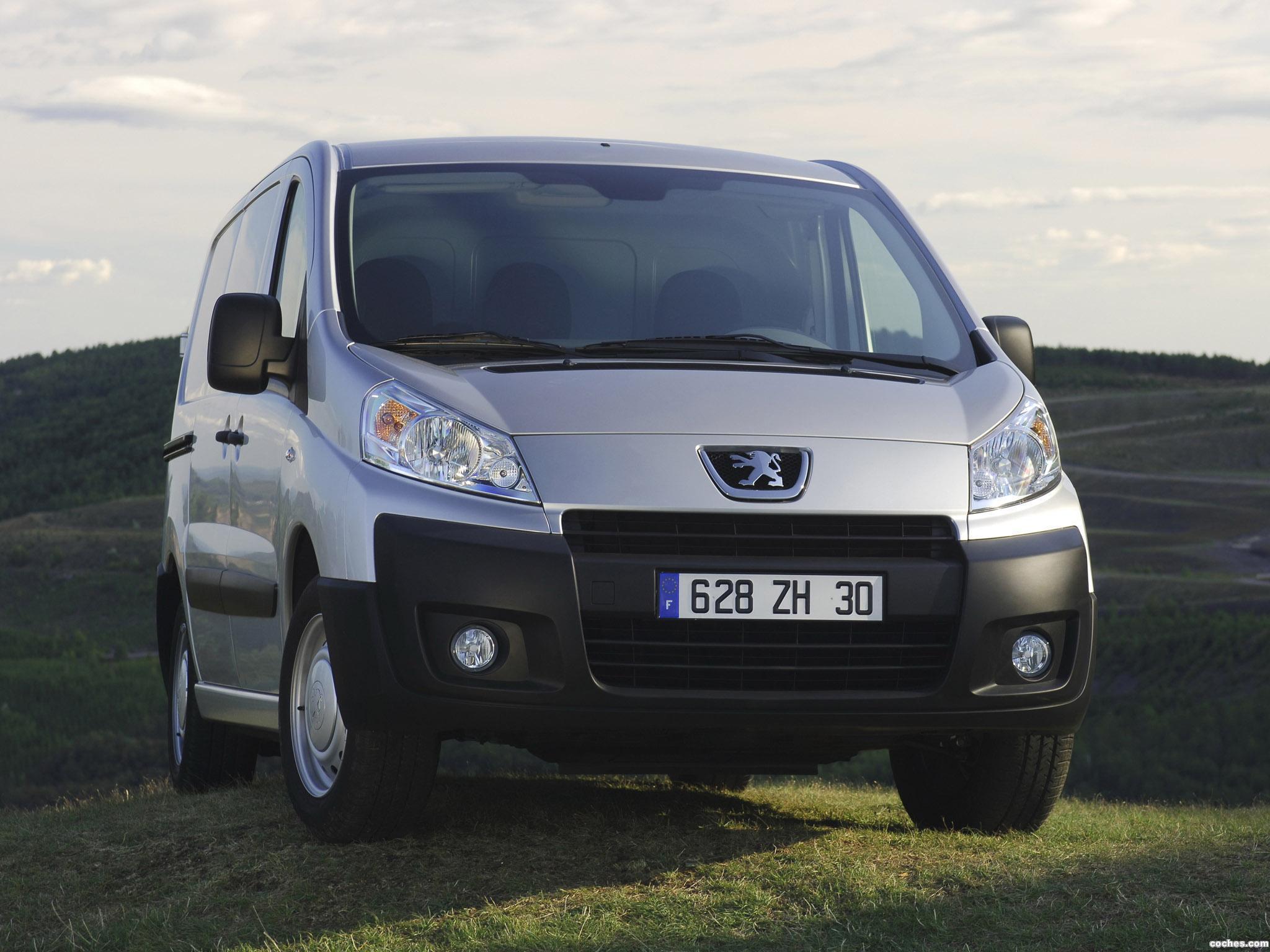 Foto 8 de Peugeot Expert Van 2007