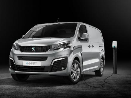 Peugeot Expert E- Fg. Long Pro 100kw Batería 75kwh