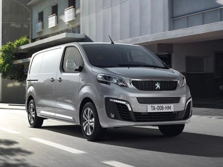 Peugeot Expert E- Combi Compact 50kwh 100kw