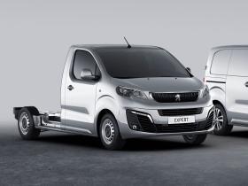 Peugeot Expert Plataforma Cb. Standar 2.0bluehdi Pro 120